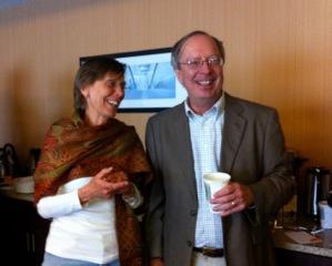 William Bengston and Margaret Nies