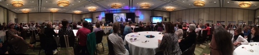 2014 Healing Touch Worldwide Conference in Schaumburg, Illinois